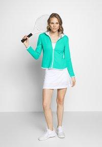 Limited Sports - JACKET JANI - Training jacket - ceramic/white - 1