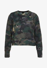 Nike Performance - REBEL ALL IN - Sweatshirt - dark green - 3