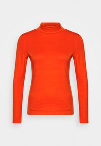 TOM TAILOR - Long sleeved top - strong red - 0
