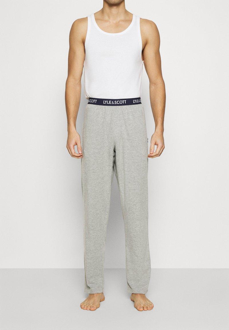 Lyle & Scott - ALASTAIR - Pyžamový spodní díl - grey