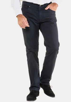 Straight leg jeans - navy