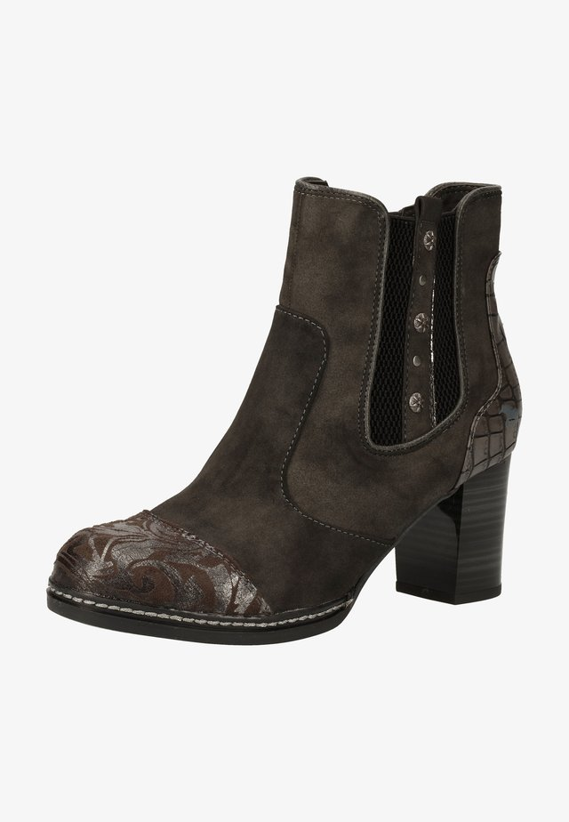 Ankle boot - dunkelgrau 20