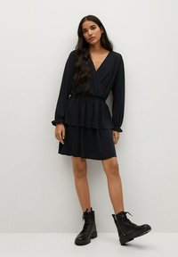 Mango - MOSS8 - Denní šaty - noir - 1