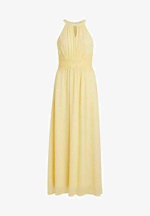 VIMILINA HALTERNECK MAXI DRESS - Suknia balowa - sunlight