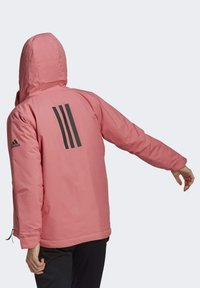 adidas Performance - Winter jacket - pink - 2