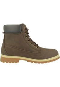 Fila - MAVERICK  - Lace-up ankle boots - brown - 4