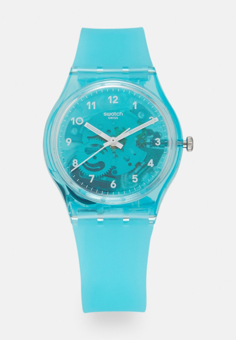 Swatch - MINT FLAVOUR - Watch - türkis