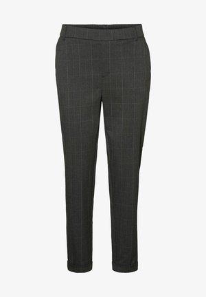 Spodnie materiałowe - dark grey melange