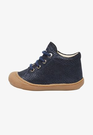 COCOON - Baby shoes - blau