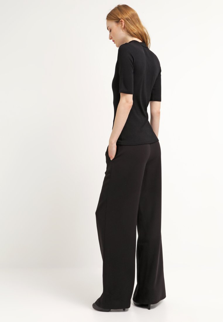 Modström KROWN - T-shirt basique - black - Tops & T-shirts Femme dxcYJ