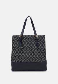Lindex - BAG MIMMI - Shoppingveske - dark dusty blue - 0