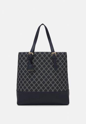 BAG MIMMI - Tote bag - dark dusty blue