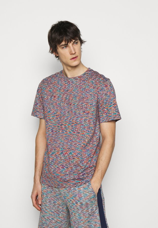 MANICA CORTA - T-shirt con stampa - multi-coloured