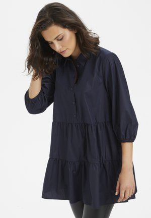 KABEATA  - Shirt dress - midnight marine
