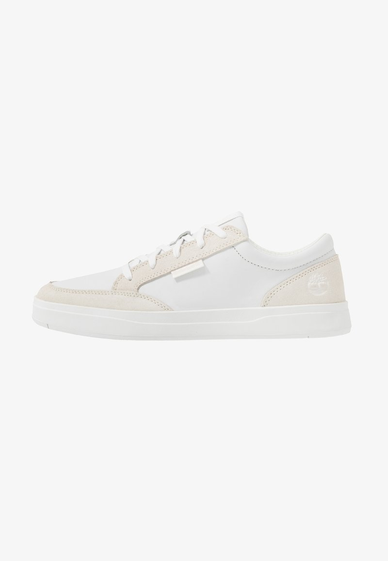 Timberland - DAVIS SQUARE - Sneakers laag - white