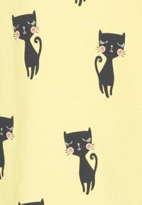 Fred's World by GREEN COTTON - CATS - T-shirt print - yellow - 2
