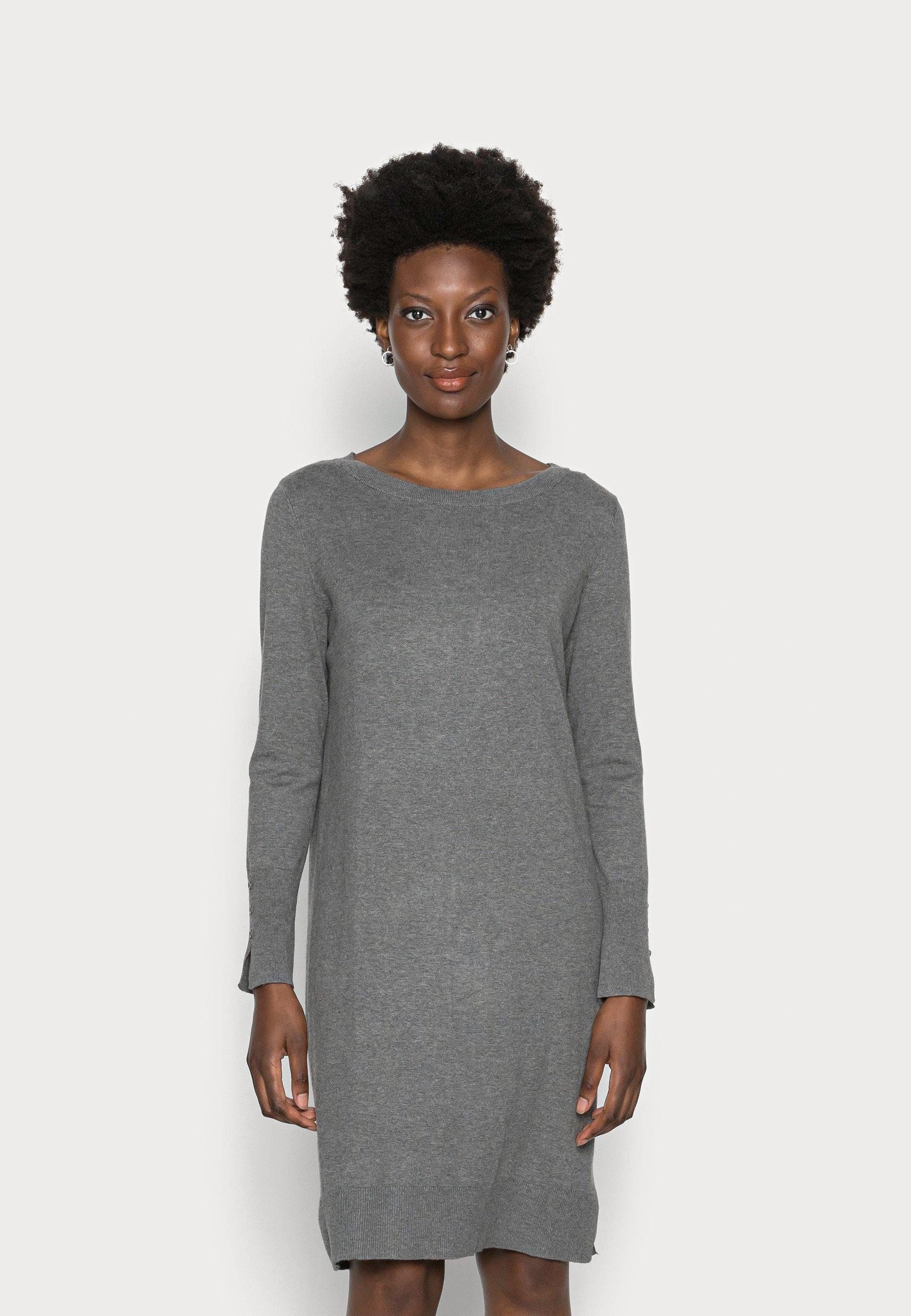 Mujer DRESSES - Vestido de punto
