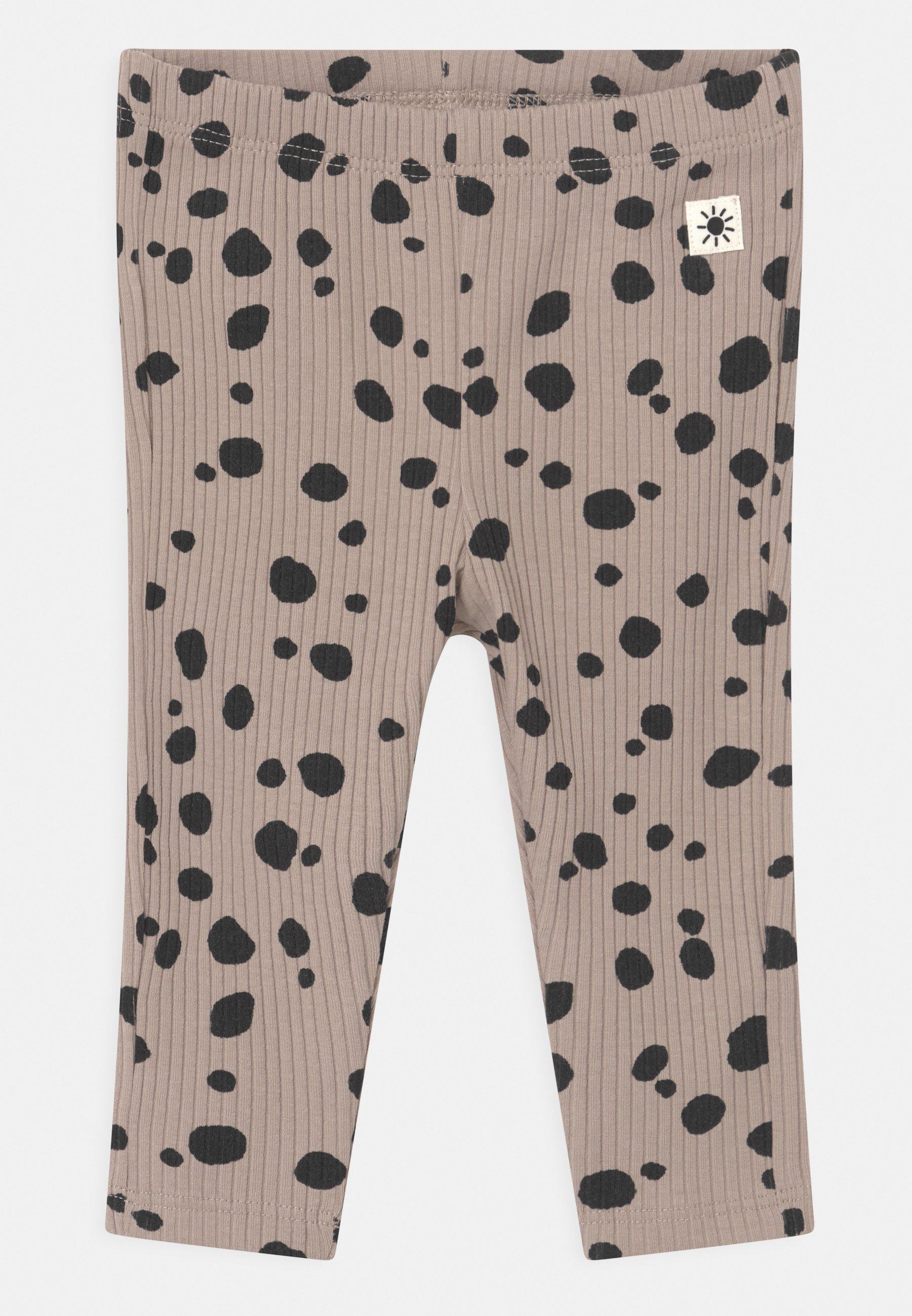 Kids BASIC DOTS UNISEX - Leggings - Trousers