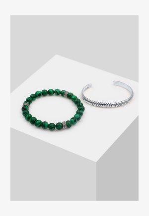 2ER SET - Bracelet - grün