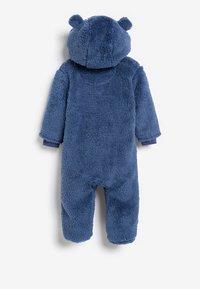 Next - FLEECE BEAR  - Pyjama - blue - 1