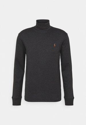 LONG SLEEVE - Long sleeved top - dark grey heather
