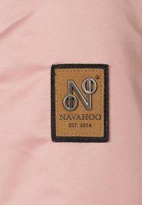 Navahoo - DAYLIGHT - Winter coat - pink - 5