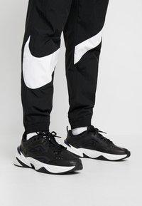 Nike Sportswear - M2K TEKNO - Trainers - black/offwhite/obsidian - 0