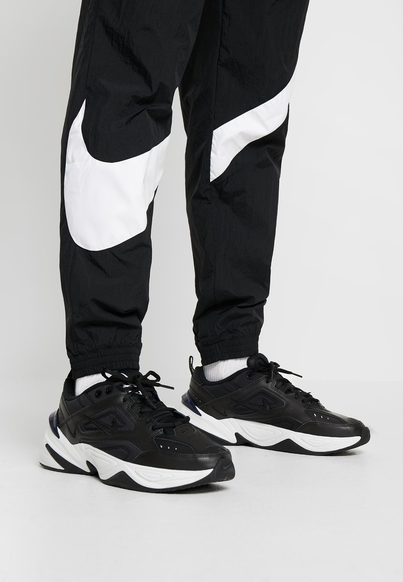Nike Sportswear - M2K TEKNO - Trainers - black/offwhite/obsidian