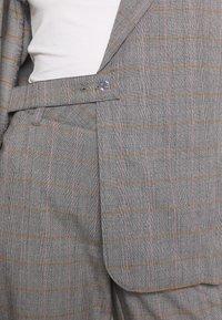 Who What Wear - SIDE TIE - Blazer - grey - 5