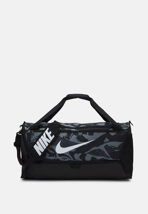 DUFF UNISEX - Sports bag - black/white