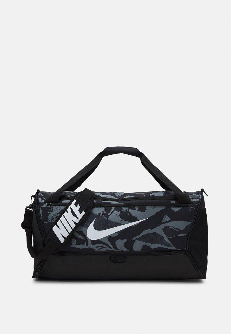 Nike Performance - DUFF UNISEX - Treningsbag - black/white