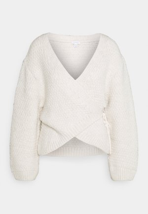 PRETTY CHUNKY  - Pullover - ivory
