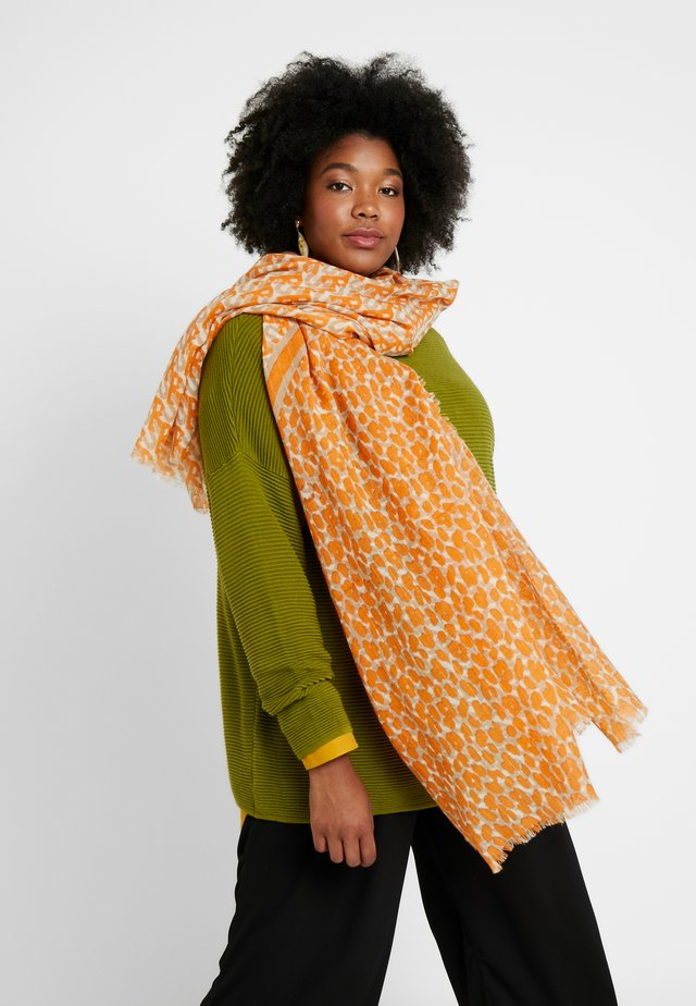 BESLEO WIRA SCARF - Écharpe - orange