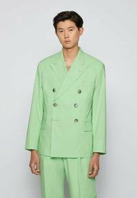 BOSS - 2 PIECE SET - Suit - open green - 1