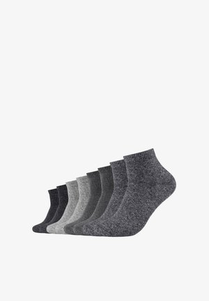 8 PACK - Socks - black mix
