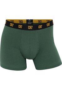 Cristiano Ronaldo CR7 - 3-PACK - Pants - balu/rot/grün - 3