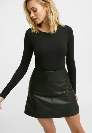 Long sleeved top - z noir