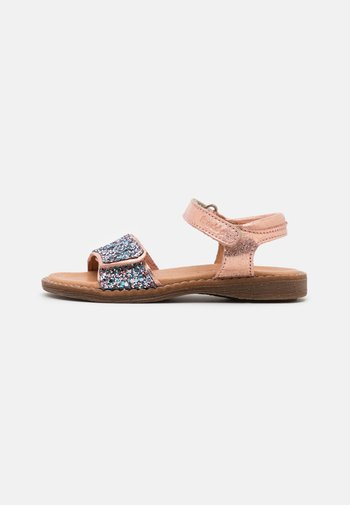 LORE SPARKLE - Sandals - pink