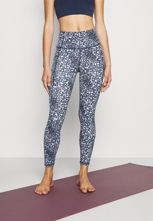 ULTIMATE BOOTY 7/8 TIGHT - Collant - navy