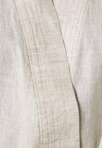 ARKET - ROBE - Dressing gown - undyed beige - 2