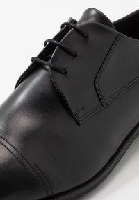 HUGO - BOHEME - Smart lace-ups - black - 5