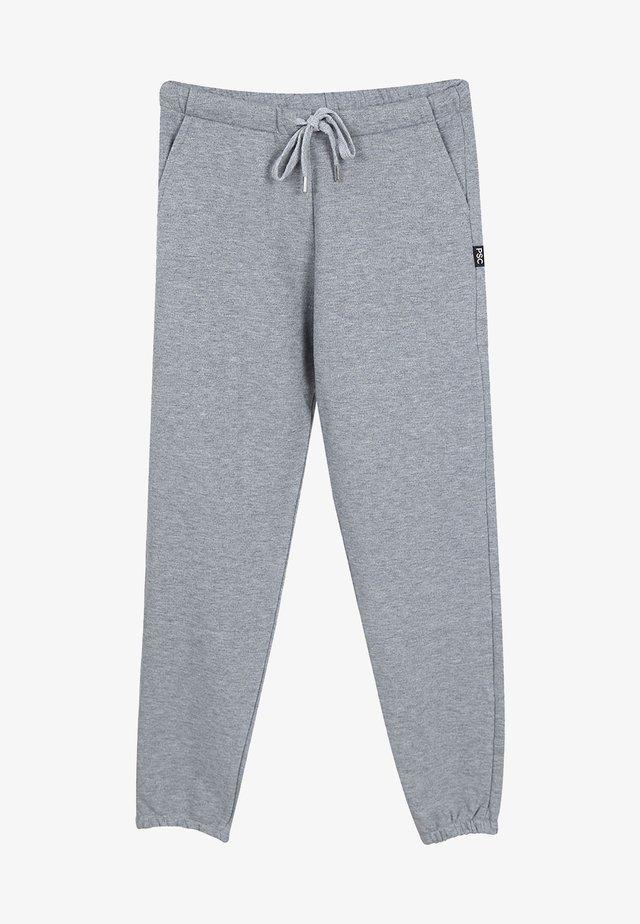 Tracksuit bottoms - light grey