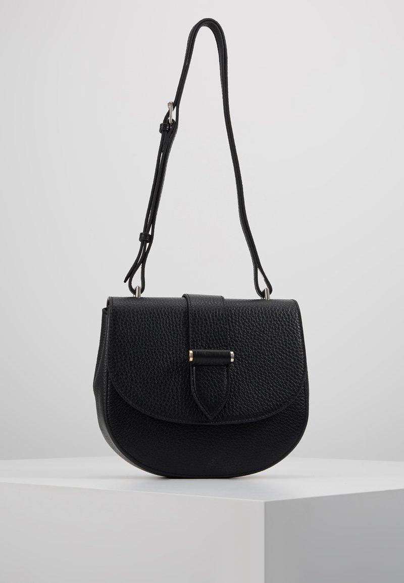 Decadent Copenhagen - KIM SATCHEL BAG - Across body bag - black