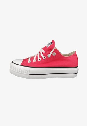 Trainers - carmin pink