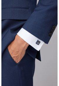 BOSS - HB - Cufflinks - dark blue - 1