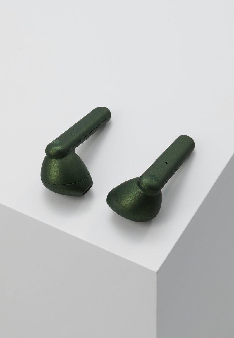 Urbanista - STOCKHOLM TRUE WIRELESS EARPHONES - Headphones - olive green