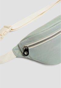 PULL&BEAR - MIT LOGO  - Bum bag - turquoise - 4