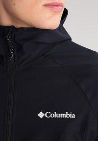 Columbia - CANYON™ JACKET - Veste softshell - black - 3