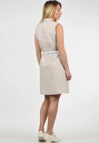Desires - DREW - Shirt dress - beige - 2