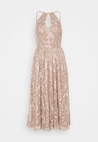 Lace & Beads - ADELAIDE MIDI - Cocktail dress / Party dress - taupe - 3